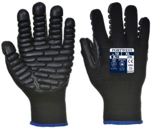 Avtivibracijske rokavice